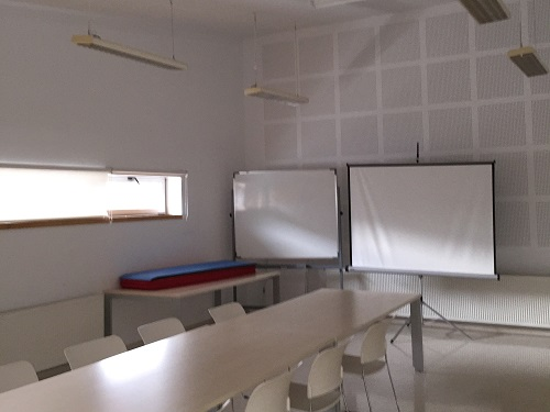 Acondicionamiento acústico en aulas, Igorre