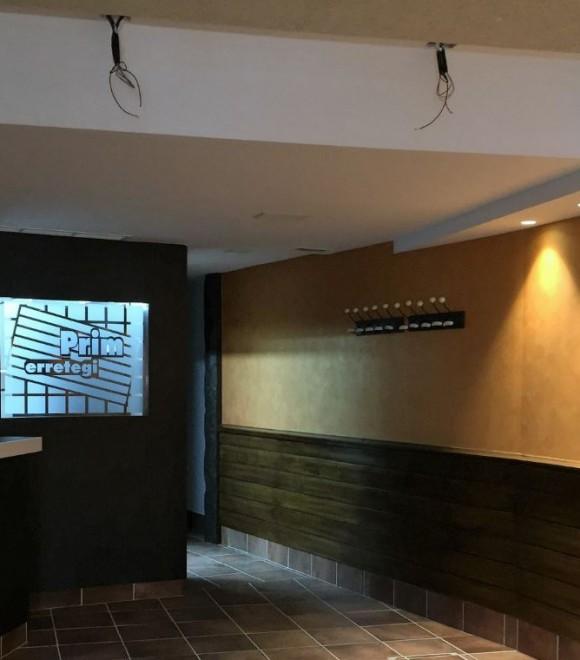 Techo Acústico en Restaurante, Lekeitio