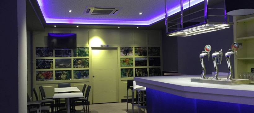 Aislamiento Acústico en restaurante, Bilbao