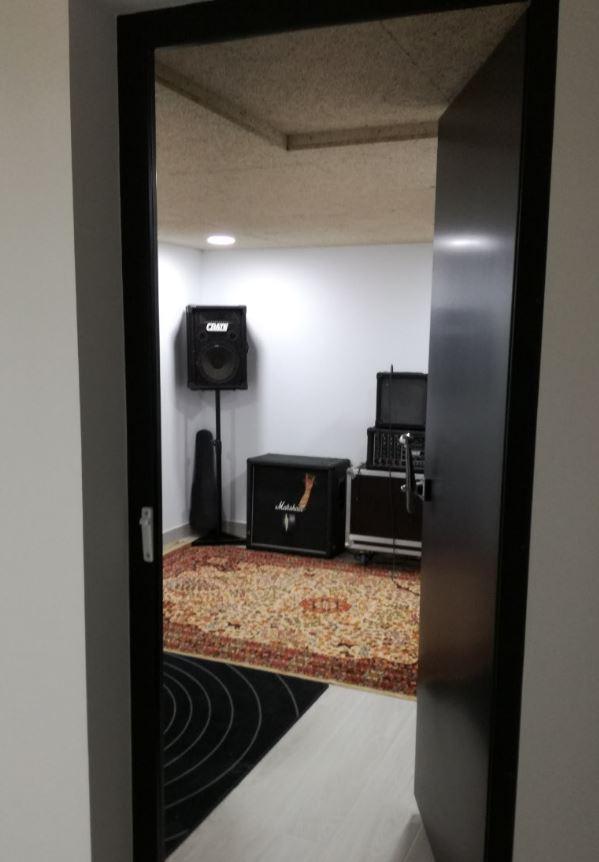 Puertas ac sticas - Insonorizacion de habitaciones ...